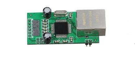 Industrial Ethernet Module Ttl Switch Serial Port