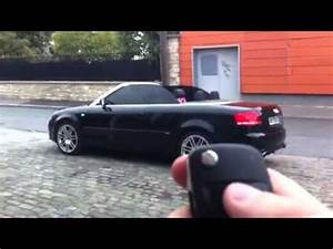 Audi A4 Ersatzteilkatalog : smart top sur audi a4 cab youtube ~ Kayakingforconservation.com Haus und Dekorationen