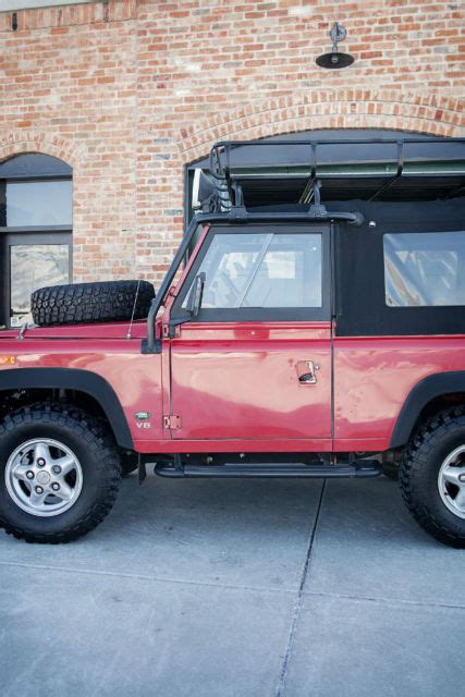 best auto repair manual 1994 land rover defender head up display 1994 land rover defender 90 nas sport utility 3 8l manual for sale photos technical