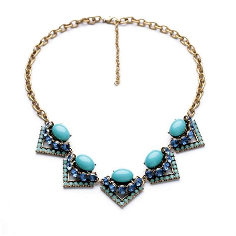 bridesmaid gift 2015 new arrival fashion boutique costume jewelry chic deco gem