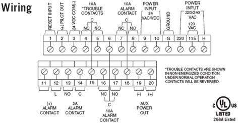 firex 2650 760 ionization 115 230 vac universal voltage