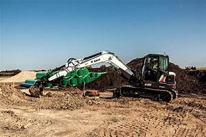 New Bobcat E85 Compact Excavator - For Sale in KS and MO ...