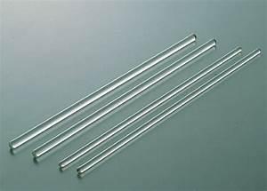 Glass Stirring Rod  7 Mm X 250 Mm Length
