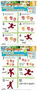 Elmo Dance Instructions For Kids