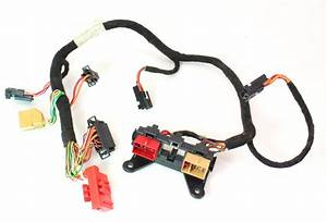 Lh Driver Front Seat Wiring Harness 99-05 Vw Jetta Gti Mk4