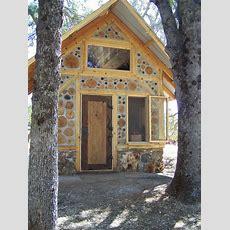 Kleines Haus Aus Holz Für Einen Garten  Handwerken In