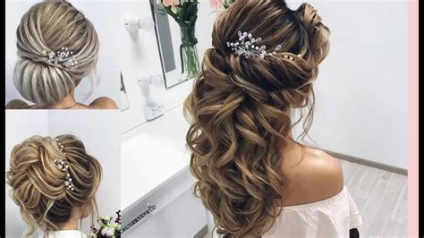 beautiful prom hairstyles  quick  easy