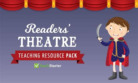readers theatre teaching resource collection notification