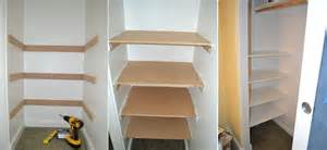 Closet Corner Shelving by How To Customize A Closet For Improved Storage Capacity