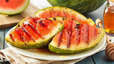 wassermelone grillen anleitung zum selbermachen