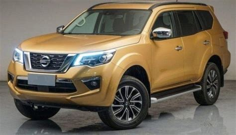 Nissan Terra 2020 2020 nissan xterra will not be offered to the us nissan
