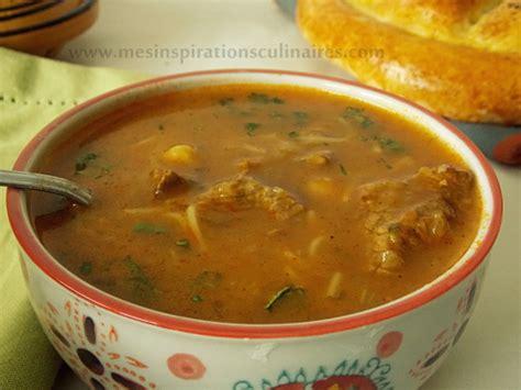 sherazade cuisine harira de sidi bel abbes de sherazade le cuisine de samar