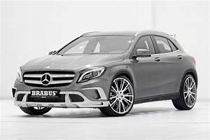 Nouveau Mercedes Gla : une mercedes gla brabus bas e sur 45 amg ou la 220 cdi ~ Voncanada.com Idées de Décoration