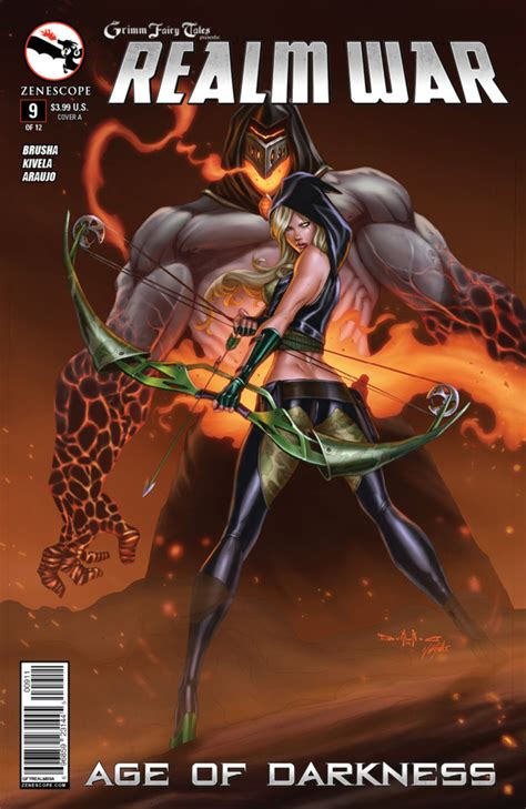 grimm fairy tales presents realm war age  darkness