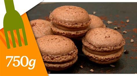 750 grammes recette de cuisine recette de macarons au chocolat 750 grammes la