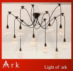 contemporary edison chandelier light pendant l ceiling