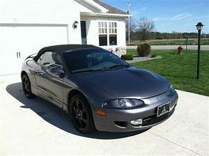 Purchase Used 1996 Mitsubishi Eclipse Spyder Gs