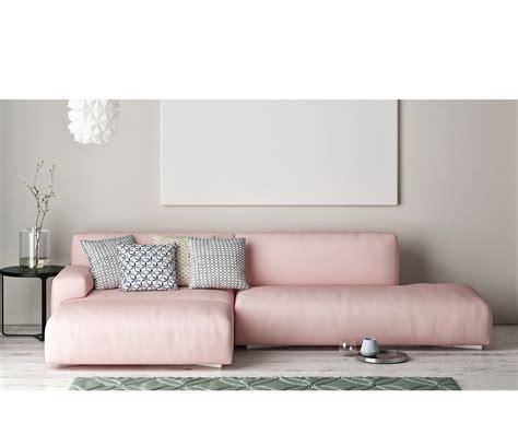 Pastel Decor by Born Furniture Pastel Pink Sofa B O R N
