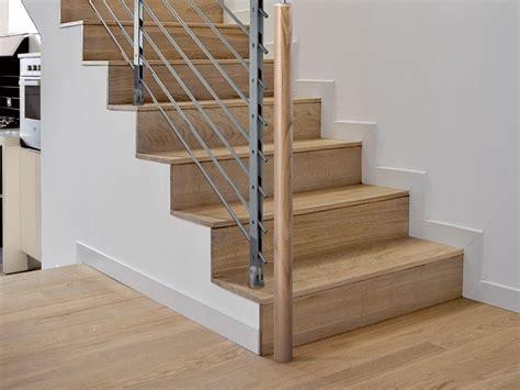 revetement escalier en bois rev 234 tement d escalier by rintal