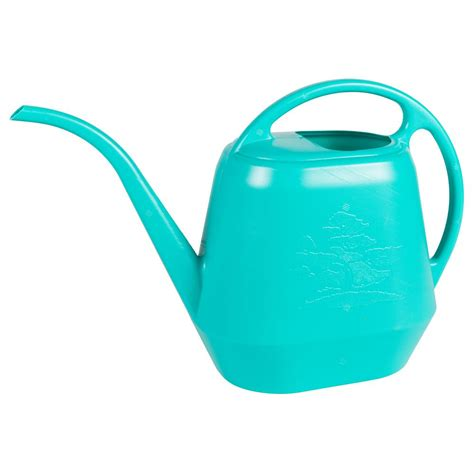the kitchen collection store bloem watering can 56 oz calypso plastic aqua rite