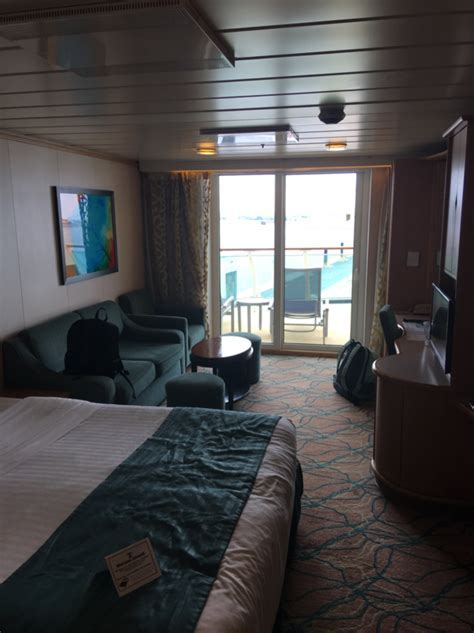 Suite 8586 on Grandeur of the Seas, Category YU