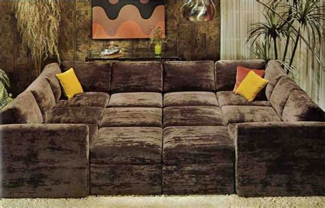 pit couches for retro renovation s 2014 color of the year harvest gold