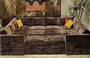 Big Sofa Vintage : retro renovation 39 s 2014 color of the year harvest gold retro renovation ~ Markanthonyermac.com Haus und Dekorationen