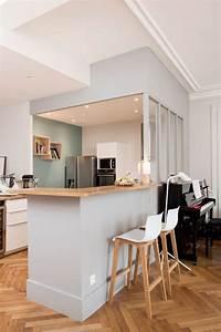 Deco maison melange moderne ancien for Cuisine melange ancien moderne