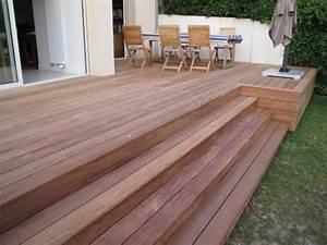 photo de terrasse en bois 13 construire une systembaseco With decaper une terrasse en bois