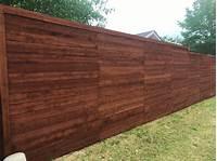 horizontal wood fence Horizontal Wood Fences | A Better Fence Company | Horizontal Fences