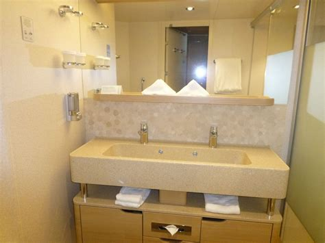 Spa Bathroom Suites by Breakaway Cruise Ship Cabins And Suites
