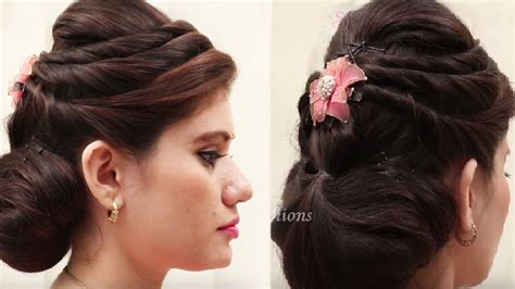 hair style for bridal hairstyle with puff fade haircut
