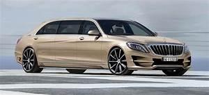 Mercedes Classe S Limousine : mercedes s class xxl a super stretched limo for those who want the pullman 600 even before it 39 s ~ Melissatoandfro.com Idées de Décoration