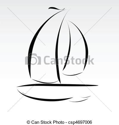 Boat Icon Tattoo by 18 Best Sailboat Line Art Images On Pinterest Sailing