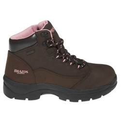 womens boots for work academy brazos 39 s nubuck st waterproof work boots