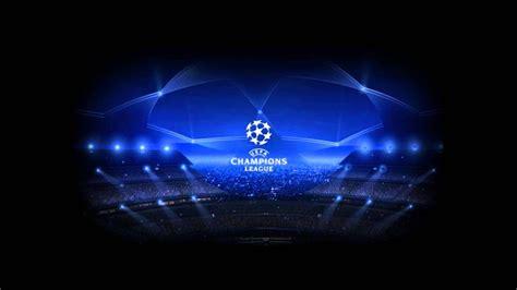 uefa champions league anthem lineup  youtube