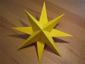 Sterne Aus Papier Falten : sterne basteln kreative ideen mit anleitungen ~ Buech-reservation.com Haus und Dekorationen