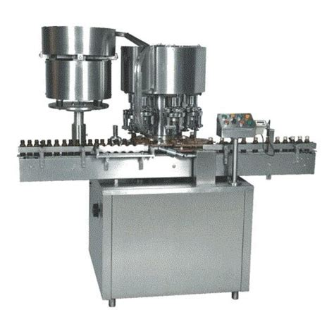 stainless steel vial capping seal machine rs  unit gtech packaging india private limited