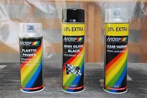 Peinture Plastique Voiture : peinture pare choc plastique peinture pour pare chocs ~ Melissatoandfro.com Idées de Décoration