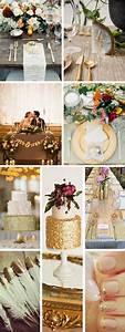 50 Trendiest Gold Wedding Ideas Elegant Glam
