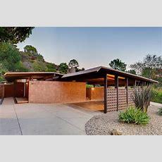 Laurel Canyon Mid Century Modern Home  Mid Century Modern