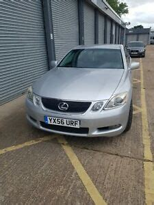 lexus gs  hybrid breaking spares parts silver