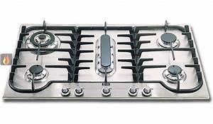 Plaque De Cuisson 5 Feux Gaz : plaque de cuisson gaz 90 cm encastrable 5 foyers dont 1 ~ Dailycaller-alerts.com Idées de Décoration
