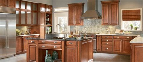 maple auburn glaze cabinets american woodmark collection alexandria species maple