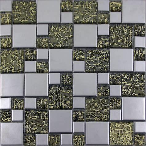 kitchen backsplash glass tile designs silver porcelain square mosaic tile designs crystal glass tiles wall bathroom plated ceramic
