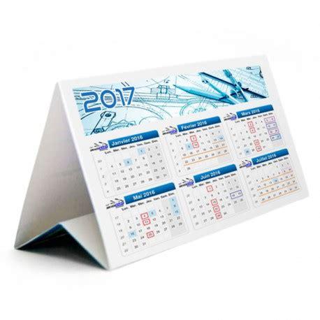 calendrier photo bureau calendrier de bureau 21x11