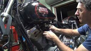 1989 Fxr  101 Ignition Swap-out Repair Harley Dyna 2000i By Tatro Machine