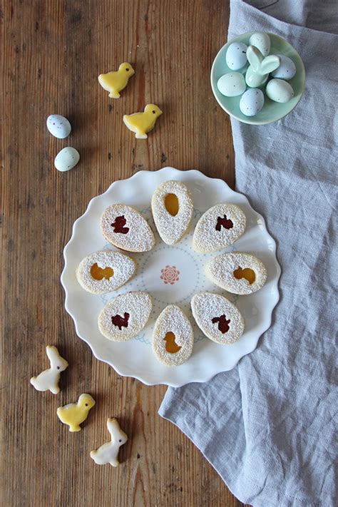 oster kekse mit lemon curd transglobal pan party