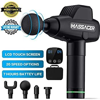 Amazon.com: Massage Gun, ETSROW Handheld Electric
