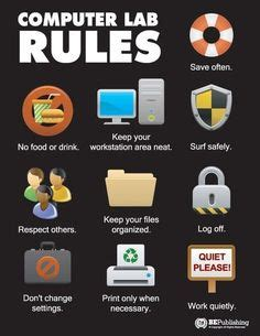 computer lab rules images computer lab computer
